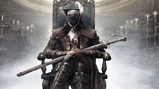 getlinkyoutube.com-Bloodborne Old Hunters DLC Game Movie