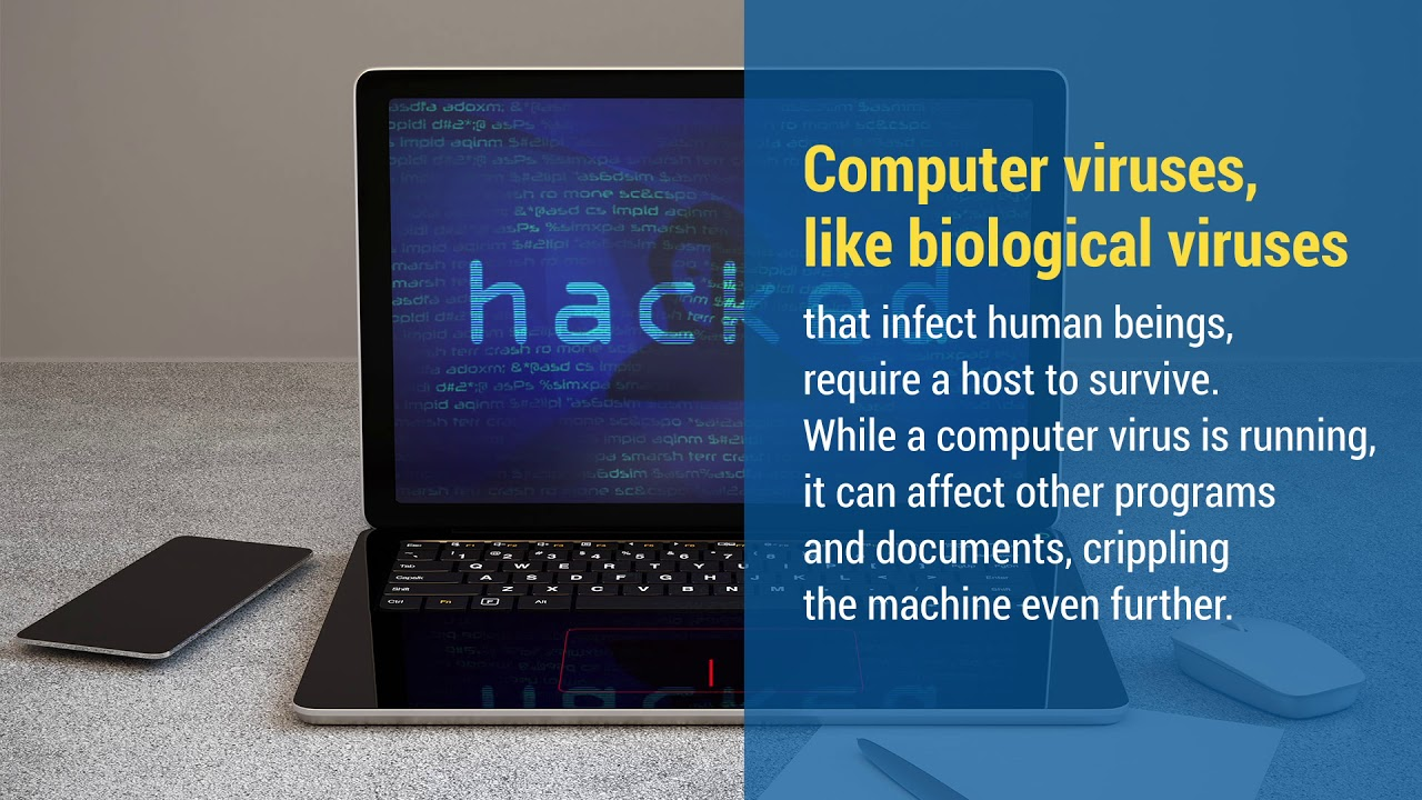 How to Identify a Computer Virus