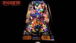 getlinkyoutube.com-Metallica Pro (Stern 2013) VPX Beta 2442+ Visual Pinball