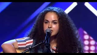 getlinkyoutube.com-Rachael Thompson - The X Factor Australia 2014 - AUDITION [FULL]