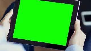 getlinkyoutube.com-IPAD Green Screen HD