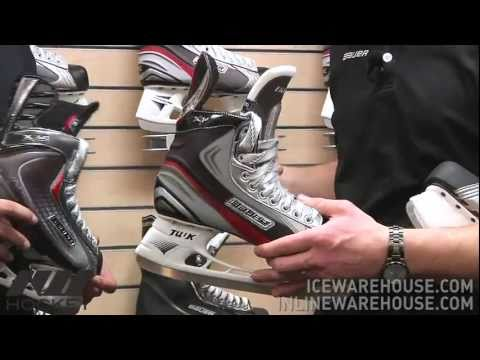 Bauer Vapor Ice Hockey Skates Insight 2011