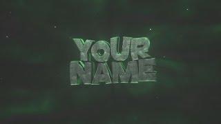 getlinkyoutube.com-Free 3D Intro #27 | Cinema 4D/AE Template