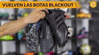 adidas Shadow Mode · Botas Blackout adidas