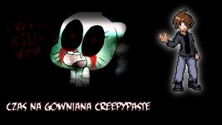 getlinkyoutube.com-Czas na Gównianą Creepypaste: Niesamowity Świat Gumballa - Żałoba