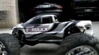 getlinkyoutube.com-Mamba Monster E-Maxx