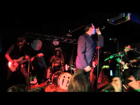 Fearless Vampire Killers - Exchange, Bristol, 10th March 2014 - new song