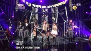 getlinkyoutube.com-[LIVE 繁中字] 111028 SNSD - The Boys