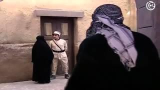 getlinkyoutube.com-معتز يضرب دركي  باب الحارة الجزء الأول 1    bab al hara