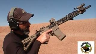 Chris Costa LaRue OBR Hybrid Update AR15