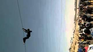 فيديو سقوط lpara وعدة سيد الناصر البيض