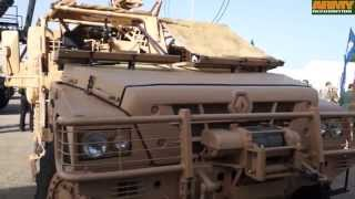 getlinkyoutube.com-Sherpa Light SF Special Forces 4x4 armoured vehicle Renault Trucks Defense Marc Chassillan SOFINS