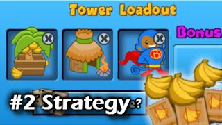 getlinkyoutube.com-Bloons TD Battles - Beating Players With the Second Best Strategy!