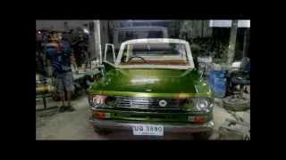 getlinkyoutube.com-Datsun 521 3 ปีจากวันนั้นถึงวันนี้