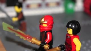 "NinjaGO - Episode 11 ""The Lame Ninja's Tale"" Part 2"