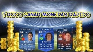 getlinkyoutube.com-TRUCO Conseguir Monedas MUY RAPIDO | FIFA 15 UT