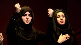 getlinkyoutube.com-Abbas Main Raazi Hoon (Abbas I am satisfied with you): Hashim Sisters Muharram 2014, 1436 NEW!