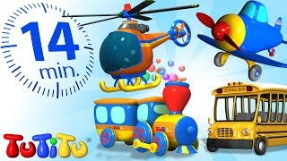 getlinkyoutube.com-TuTiTu Specials | Transportation | Toys and Songs for Children