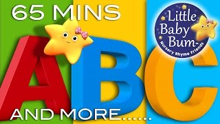 getlinkyoutube.com-ABC Alphabet Songs | And More ABC Songs! | Learning Songs 65 Minutes Compilation from LittleBabyBum!