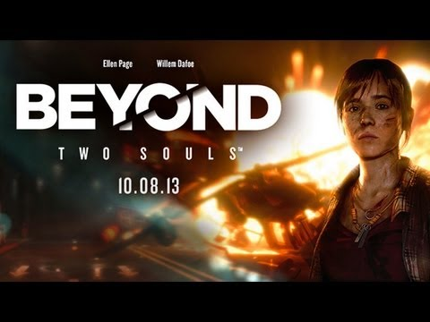 BEYOND Two Souls 35 Minutes of Gameplay (2013 Tribeca Film Festival) -5912Znot5Lo