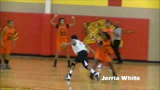 getlinkyoutube.com-8th Grade Phenom Jerria White Full Highlights Vs Withrow