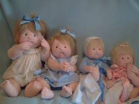 Como hacer muñecos de trapo 4