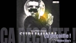 Maitre Gims - Ca Décoiffe (Ft. Black M & Jr O Crom) (rip Radio)