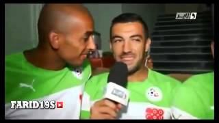 getlinkyoutube.com-الشاب خالد يغني مع نجوم المنتخب الجزائري و البوسني هاليلودزيتش يرقص على انغام الراي