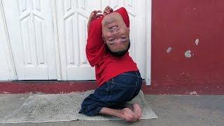 getlinkyoutube.com-Upside Down Man: Body Bizarre Episode 1