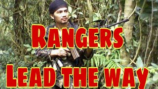 Scout Rangers Lead The Way
