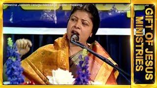 getlinkyoutube.com-Preetha Judson Telugu Message Healing