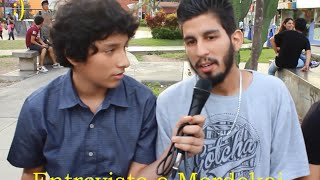 Entrevista a Mordekai ft. Show Life / The Cow