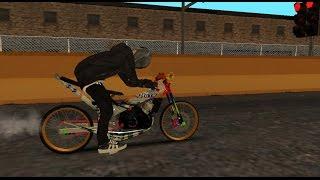 getlinkyoutube.com-GTA San Andreas Drag Bike Sonic Dashสนเขาขลุง by Aditya Wahyu Pradana
