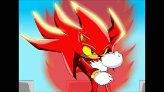 getlinkyoutube.com-Dark Sonic saves Chris Thorndyke in Sonic X