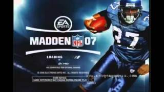 getlinkyoutube.com-Madden History Evolution of Madden (1989-2013)