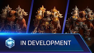 Heroes of the Storm - Garrosh, Skins, Mounts, and more