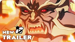 The Death of Superman Trailer 2 (2018) Animated DC Superman Movie
