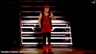 getlinkyoutube.com-Justin Bieber - Beauty And A Beat - Concert Chile Live High Definition