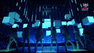 "getlinkyoutube.com-GOT7 ""Gimme"" & ""하지하지마(Stop stop it)"" Comeback Stage @ SBS Inkigayo 2014.11.23"