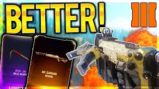 "Black Ops 3 ""HOW TO GET BETTER SUPPLY DROP ITEMS"" BO3 Rare, Epic, Legendary, New Weapons Every Time!"