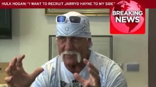 getlinkyoutube.com-Hulk Hogan on recruiting Jarryd Hayne to the NFL and getting him into wrestling