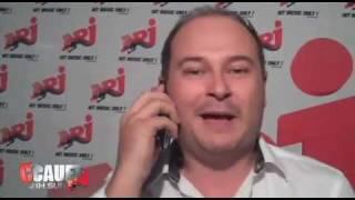 Cauet appelle Difool par rapport a Bruno Mars [ CAUET sur NRJ ]