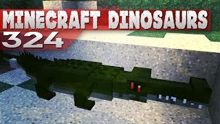 getlinkyoutube.com-Minecraft Dinosaurs! || 324 || How you doin?