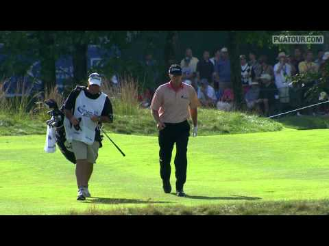 Top 10: Shots from Deutsche Bank Championship since 2007