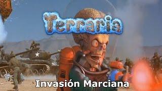 getlinkyoutube.com-Invasión marciana (Como invocarla + Objetos) - Terraria 1.3