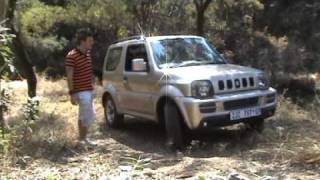 getlinkyoutube.com-Suzuki Jimny Review (test)