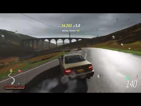 BMW M5 E39 700HP DRIFT Forza Horizon 4 Gameplay