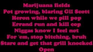 getlinkyoutube.com-Earl Sweatshirt - Guild (feat. Mac Miller) (LYRICS ON SCREEN)