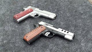 getlinkyoutube.com-Como Armar una Pistola 1911, Dos Formas Diferentes, en Español