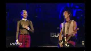 getlinkyoutube.com-Bush ft. Gwen Stefani - Glycerine (KROQ Almost Acoustic Christmas, 12.08.2012)